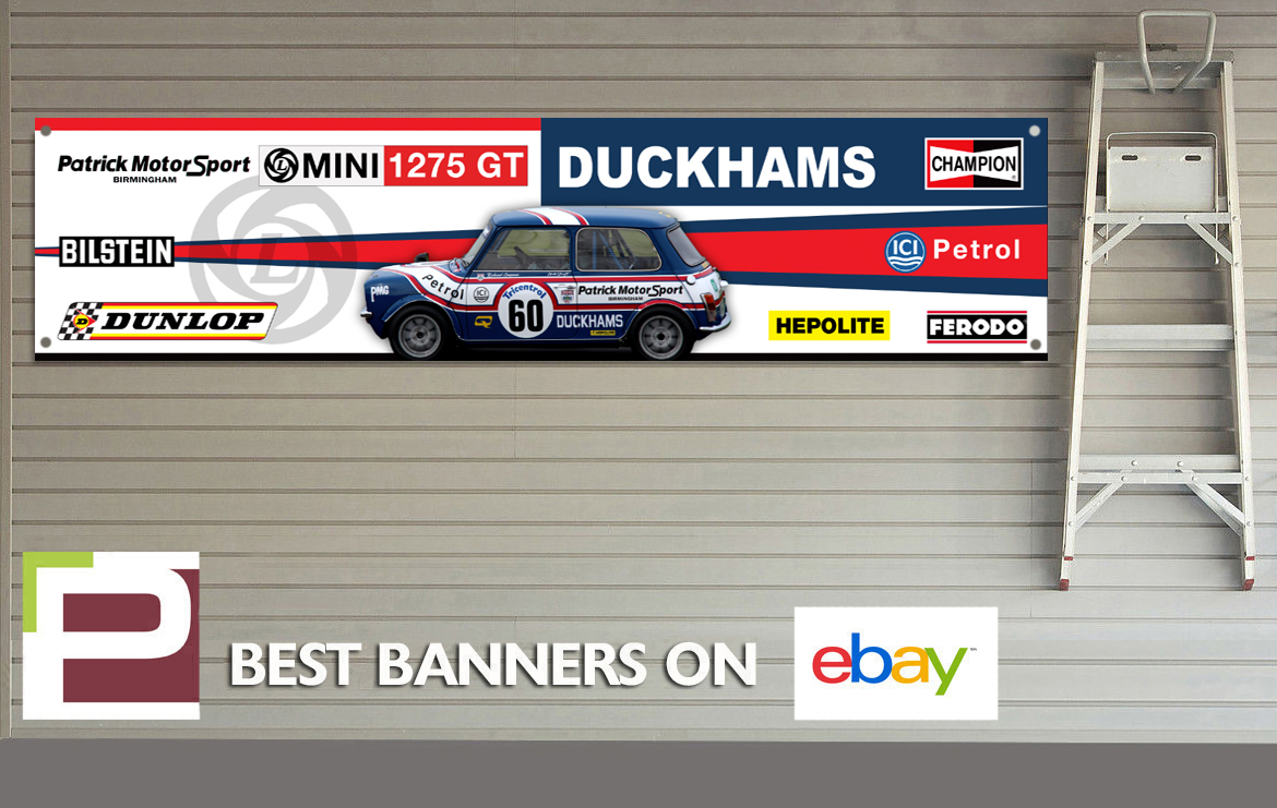 Car banners for garage images